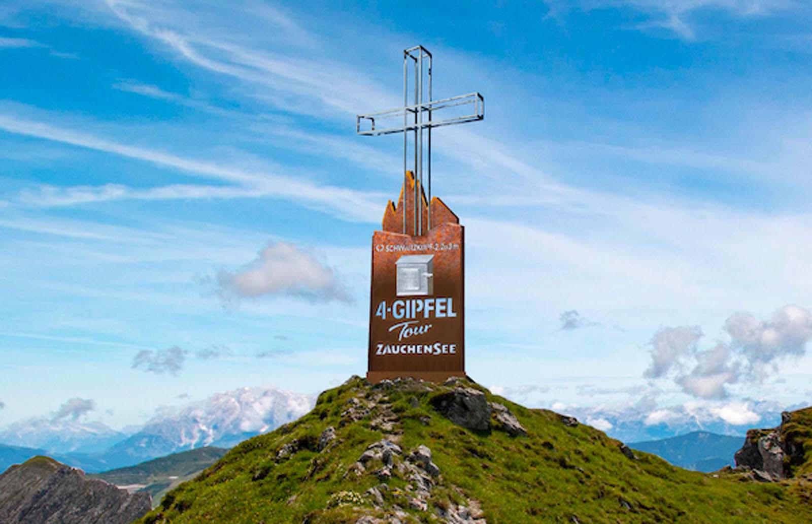 Checkpoint 4-Gipfel-Tour