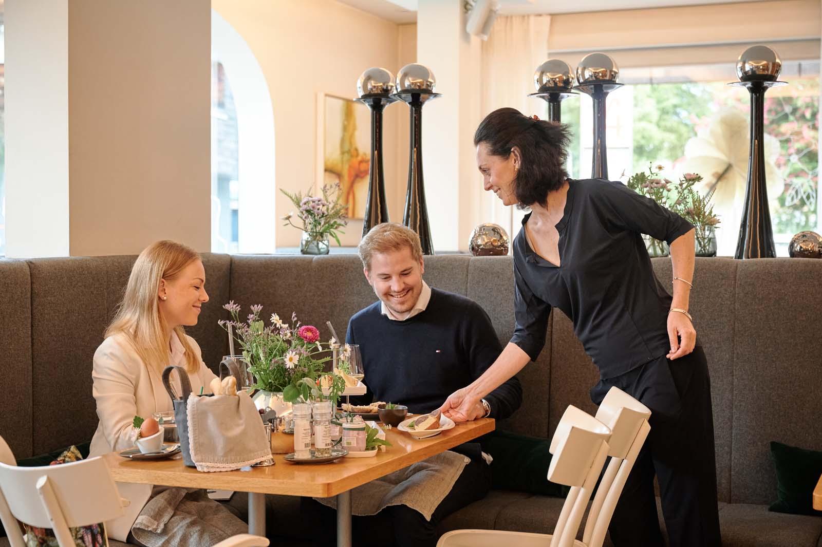 Alpiner Brunch im Cafe Haidl