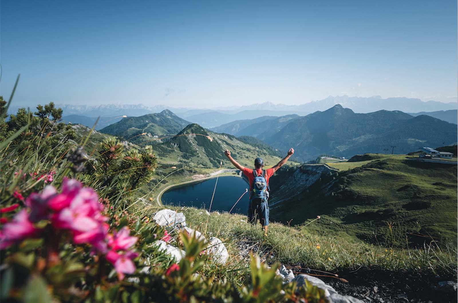 Wandern in Zauchensee