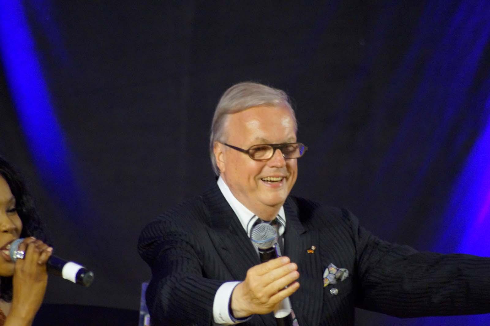 Gründer der Unicef Musikgala Filzmoos Heribert Klein