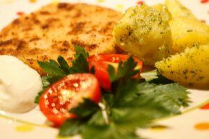 Kulinarische Spezialitäten im Bauernherbst