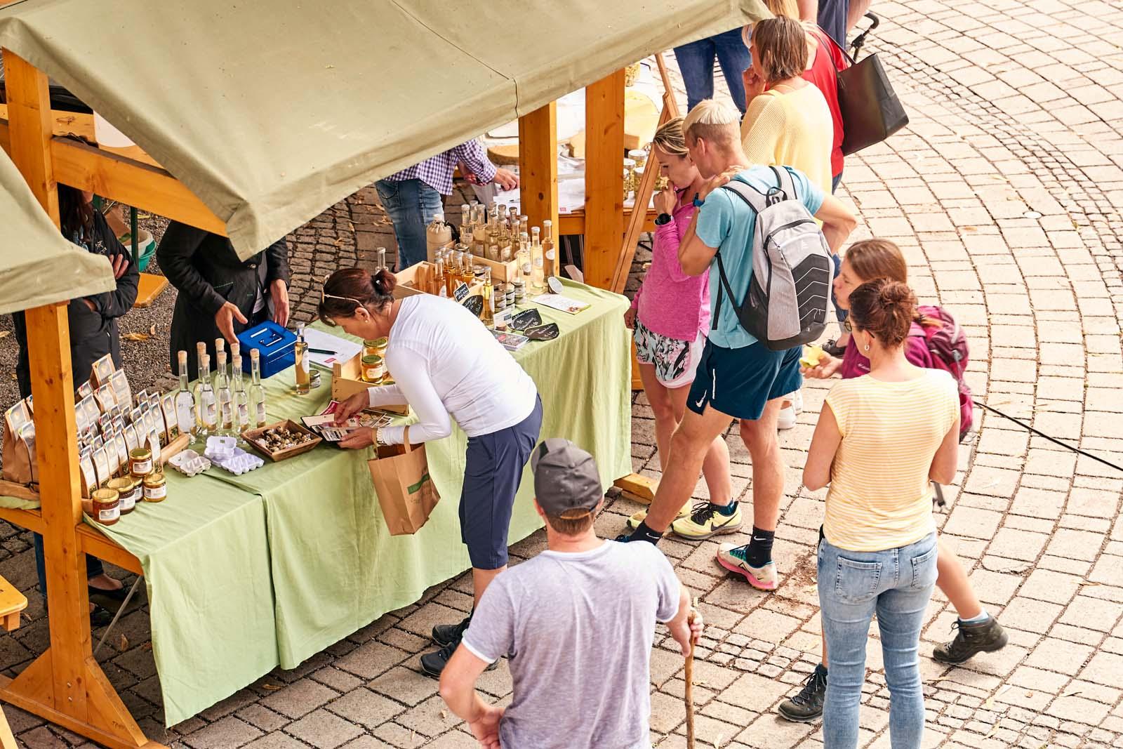 Bauernmarkttag in Wagrain-Kleinarl