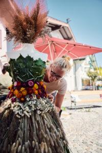 MAKING OF - Verzierung der Puppen der Herbstkönigin
