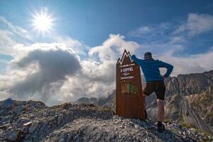 4-Gipfel-Tour in Zauchensee als herbstliche Gipfelwanderung