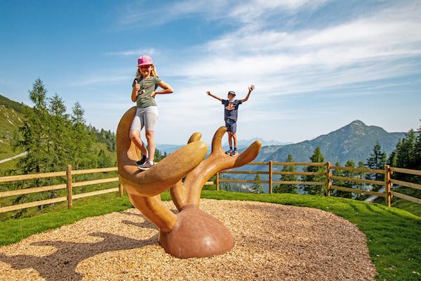 Abenteuerspielplatz Meistercup der Alpentiere